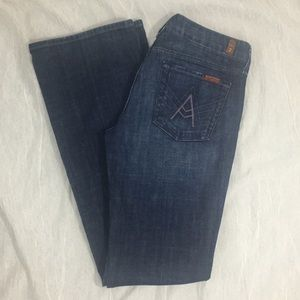 7 For All Mankind A Pocket Size 29